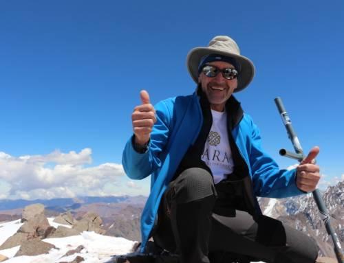 Tara Financial Partners Derek Mahon continues his pursuit of the 7 summits